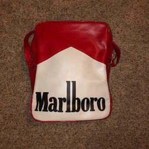 Vintage Marlboro purse
